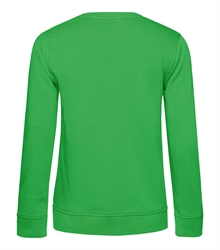 B&C_P_WW32B_Organic-crew-neck_women_apple-green_back_