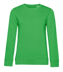 B&C_P_WW32B_Organic-crew-neck_women_apple-green_front_
