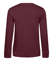 B&C_P_WW32B_Organic-crew-neck_women_burgundy_back_