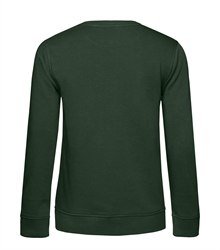 B&C_P_WW32B_Organic-crew-neck_women_forest-green_back_
