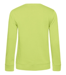 B&C_P_WW32B_Organic-crew-neck_women_lime_back_