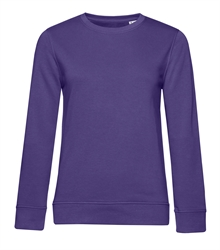 B&C_P_WW32B_Organic-crew-neck_women_radiant-purple_front_