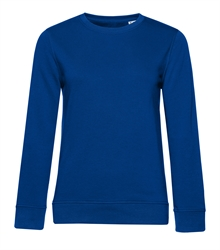 B&C_P_WW32B_Organic-crew-neck_women_royal_front_