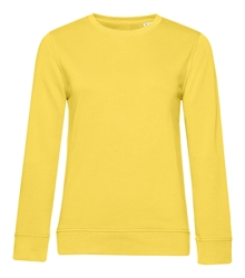 B&C_P_WW32B_Organic-crew-neck_women_yellow-fizz_front_