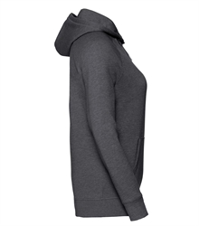 Russell-Ladies-HD-Hooded-Sweat-281F-Grey-marl-side