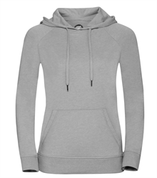 Russell-Ladies-HD-Hooded-Sweat-281F-Silver-marl-front