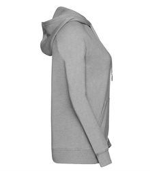 Russell-Ladies-HD-Hooded-Sweat-281F-Silver-marl-side