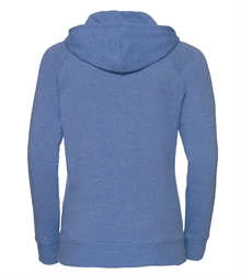 Russell-Ladies-HD-Hooded-Sweat-281F-blue-marl-back