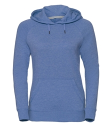 Russell-Ladies-HD-Hooded-Sweat-281F-blue-marl-front