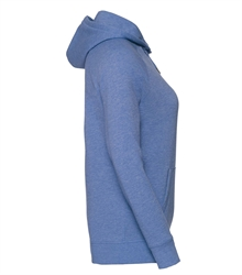 Russell-Ladies-HD-Hooded-Sweat-281F-blue-marl-side