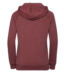 Russell-Ladies-HD-Hooded-Sweat-281F-maroon-marl-back