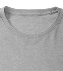 Russell-Mens-long-sleeve-HD-T-167M-silver-marl-detail