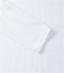 Russell-Mens-long-sleeve-HD-T-167M-white-detail-1